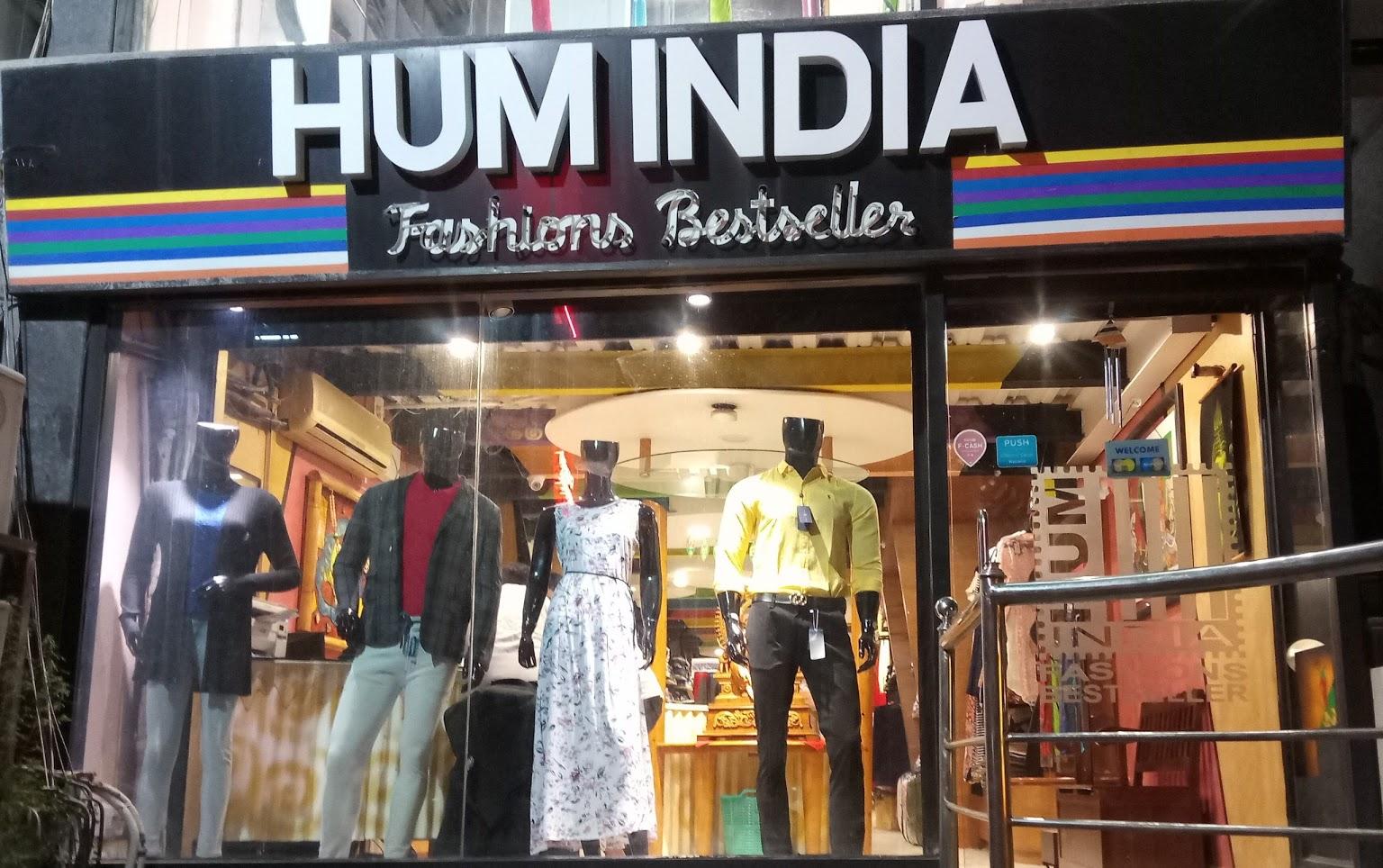 Hum India (Church Street)