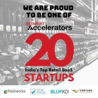 Top 20 Retail SAAS Startup